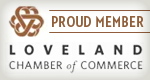 Proud Member - Loveland Chamber of Commrce