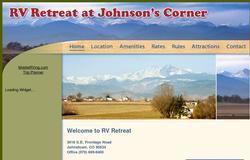 Johnsons Corner RV  Retreat
