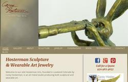 Hosterman Arts Sculpture and Jewelry